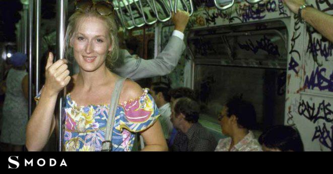 Vuelve El Bulo De Meryl Streep La Foto En El Metro Y El