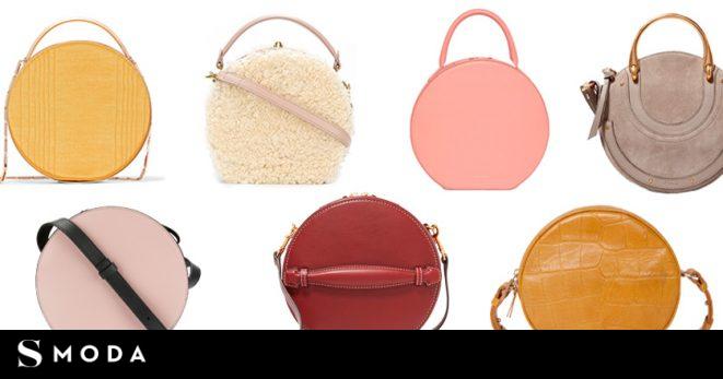 f693420a7 El bolso imprescindible del otoño es redondo (y tenemos 25 pruebas) | Moda,  Shopping | S Moda EL PAÍS