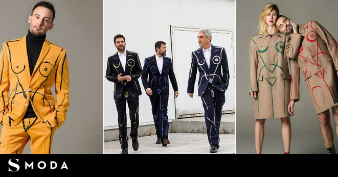 el Moda S protesta reivindicar EL feminismo para el ponen PAÍS famosos 16 se traje Moda Cq8wv