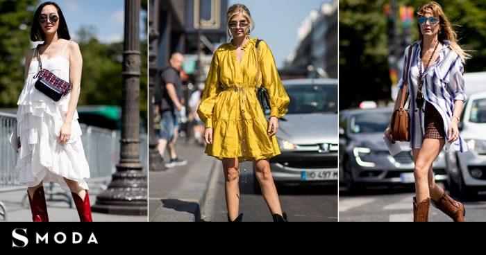 639cd0a73af Alerta tendencia  estas son las botas que vas a ver por todas partes ...