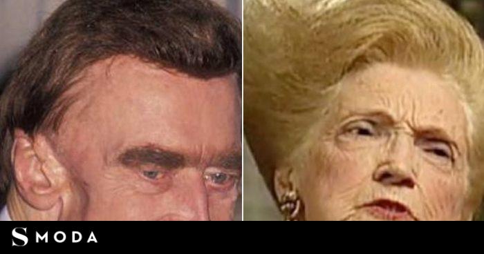 Las extrañas fotos de los padres de Trump que han desenterrado su  cuestionable pasado  3f8014c7d20d