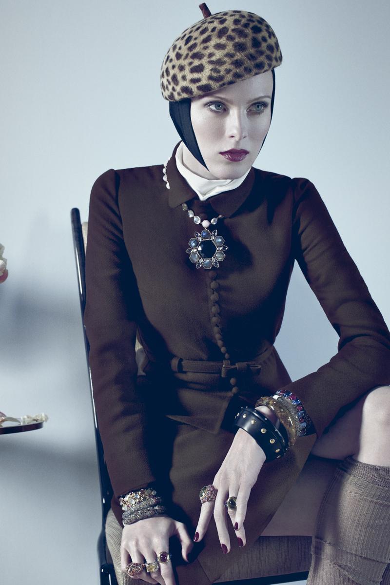 Silueta a os 40 moda shopping s moda el pa s for Mobilia anos 40