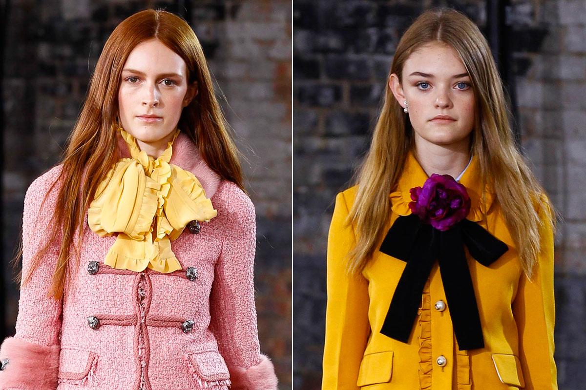 Alerta tendencia otoño: lazos al cuello   Actualidad, Moda